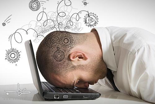 عوامل افزایش استرس کاربران فضای مجازی چیست؟