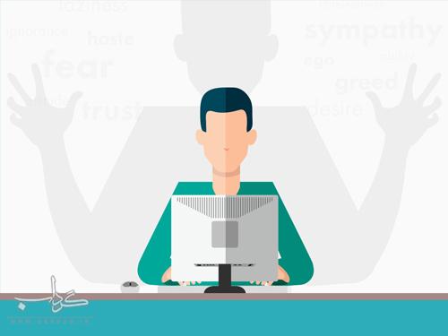 نگاهی به آسیبهای اینترنت به عنوان منبع اطلاعات و بیان راهکارها
